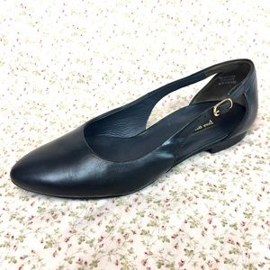 Paul Green Buttersoft Leather Cutout Flats Size 7